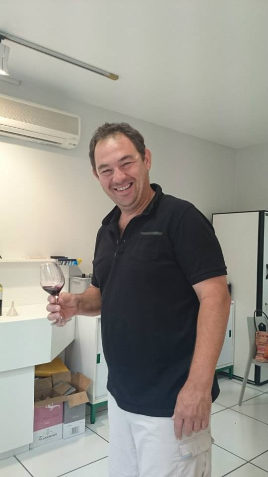 Thierry Billes - Owner and Winemaker