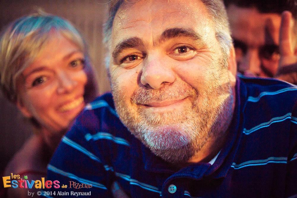 Un propriétaire heureux - Christophe Muret