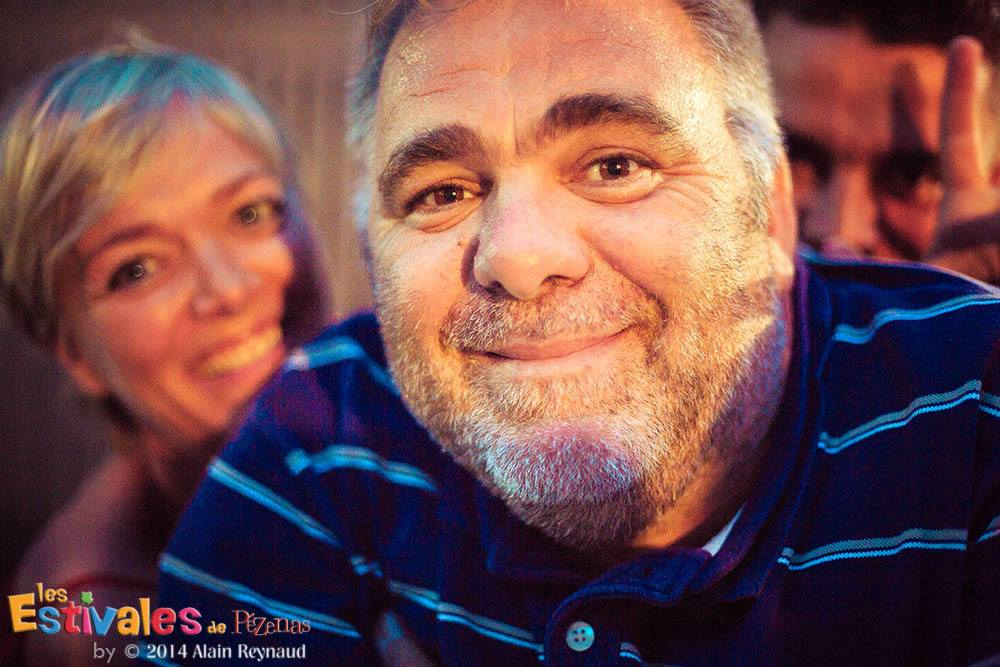 Happy Christophe Muret - Owner -