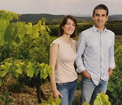 Olivia et Nicolas Gautran