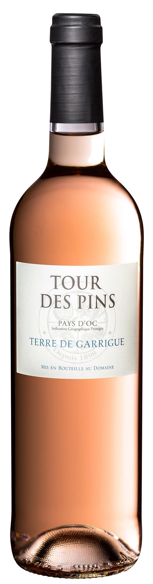TOUR DES PINS ROSE- ( van Domaine Preignes le Neuf )